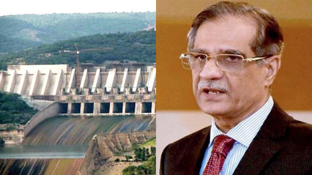 Nobody Can Create Obstacles in Dams' Construction : CJP