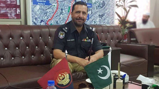 SP Tahir Dawar's Dead Body Recovered in Afghanistan