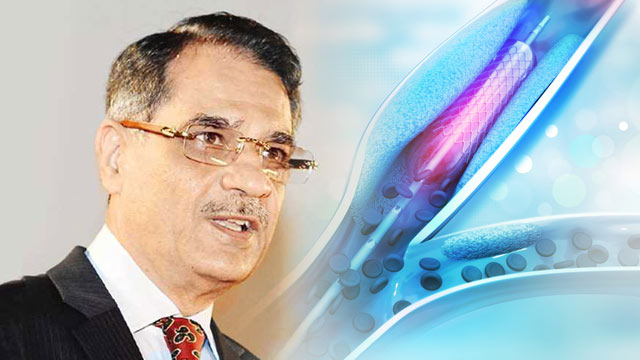 Chief Justice Recovering Fast After Angioplasty