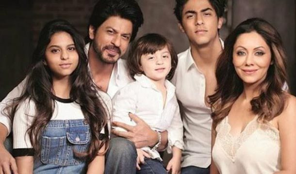 My Daughter is Dusky but Most Beautiful Girl: Shah Rukh Khan