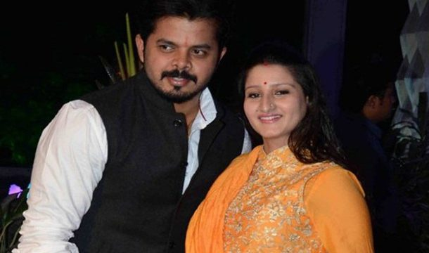 Sreesanth's Wife Demands Justice for Husband