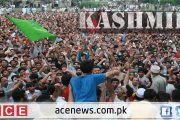 Stop Bloodbath in Indian Occupied Kashmir- End Occupation Now
