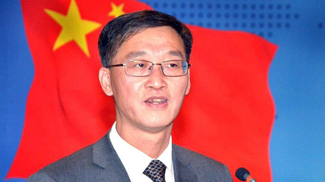 Incumbent Government can Develop Pakistan: Chinese Envoy