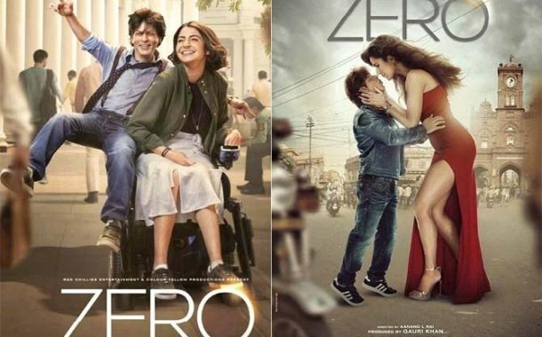 'Zero' trailer launched