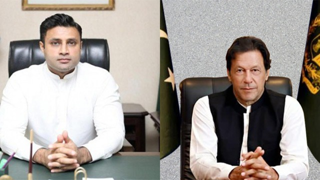Zulfi Bukhari Disqualification: SC Issues Notice to PM Imran
