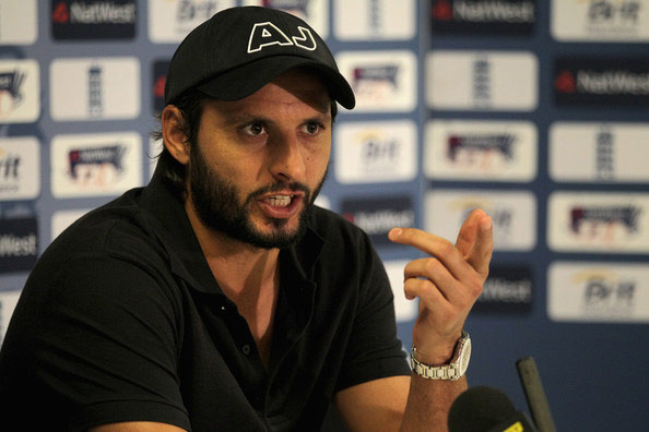Afridi Slammed over Controversial Remarks on Kashmir