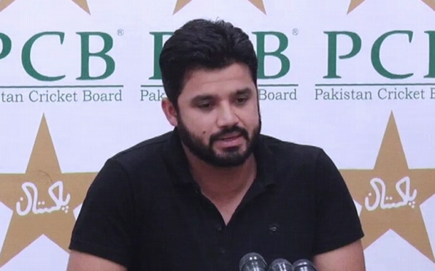 Triple Century Bat and Champions Trophy Shirt of Azhar Ali Auctioned