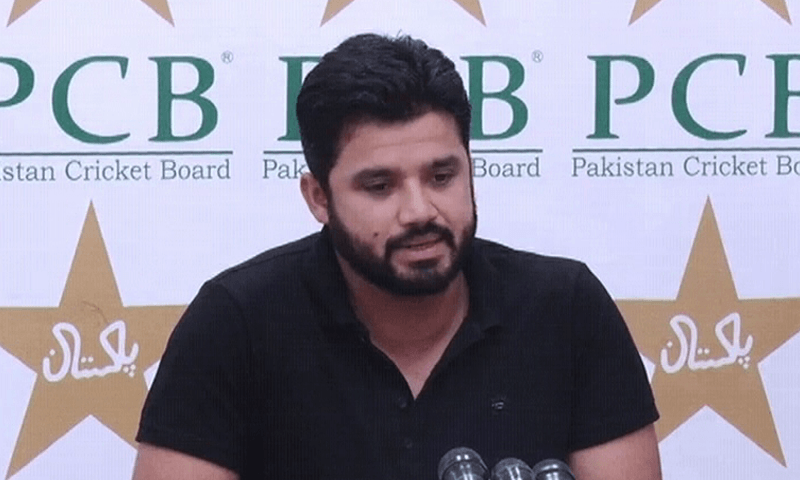 Azhar ALi Replicates the Batting Style of Legend Younis Khan