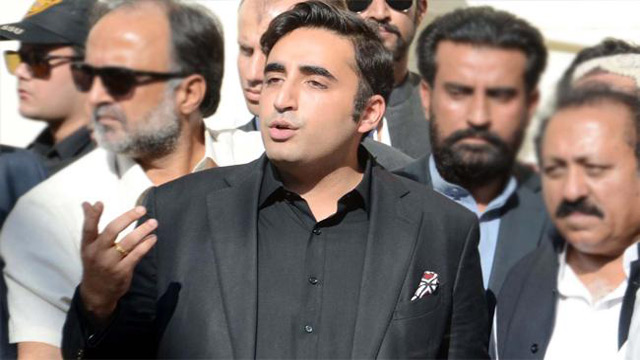 Govt Didn't Take any Step to Curb Corruption, says Bilawal