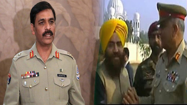 Kartarpur Corridor: DG ISPR Slams Indian Media Over Negative Propaganda