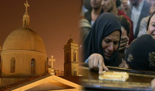 7 Coptic Christians Killed in Egypt