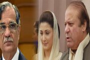 Nawaz Sharif and Maryam Seems in Trouble as CJ Saqib Nisar Raised Serious Questions on IHC Decision to Suspend Sentences