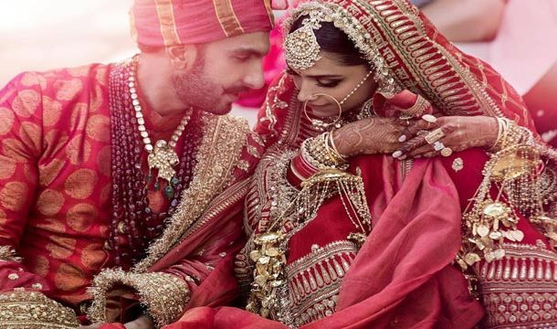 #DeepVeer: Couple Shared Official Wedding Pictures