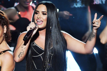 Demi Lovato Blasts Haters