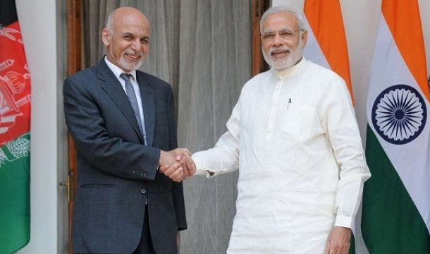 "India to Attend Moscow Taliban Talks at ""Non-Official"" Level"