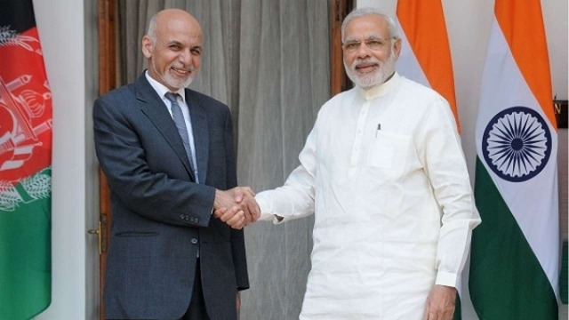 """India to Attend Moscow Taliban Talks at """"Non-Official"""" Level"""