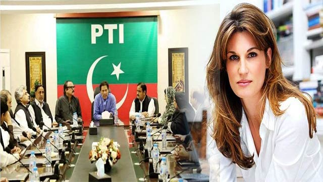 Jemima Goldsmith Lashes Out at PTI Government for Caving in to Extremists