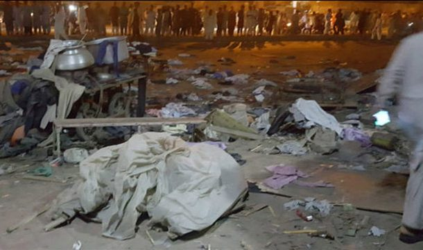 Karachi: Two Dead, Several Injured in Powerful Explosion