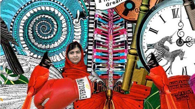 Malala Appears in Recent Artwork of Coldplay's Documentary
