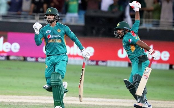 T20: Pakistan Defeated New Zealand by six wickets