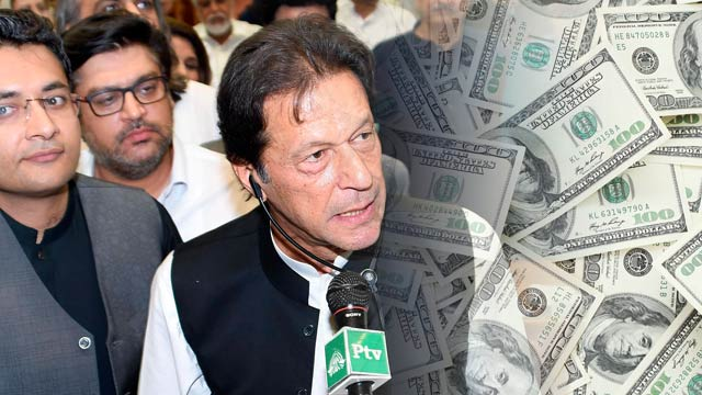 Pakistan Needs $20 Billion to Avoid Foreign Payment Crisis in 2019