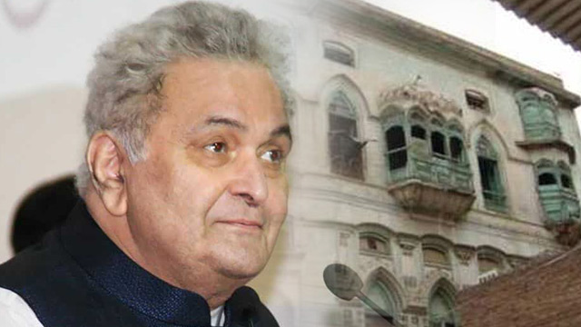 Rishi Kapoor's Peshawar House to be Turned into Museum?