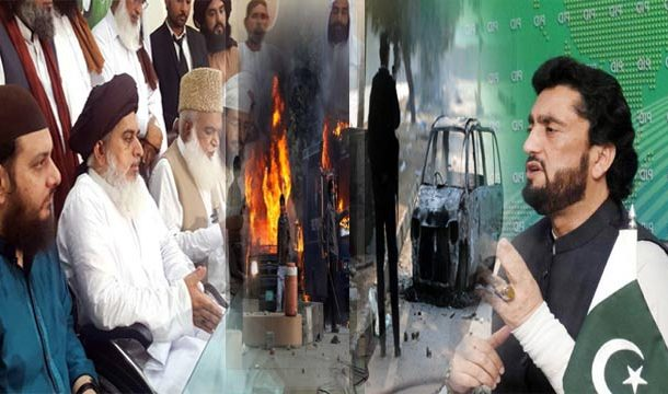 Government Registered Cases Against TLP Protestors Involved in Rioting