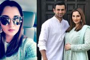 Sania Mirza Hits the Gym Post Baby Birth