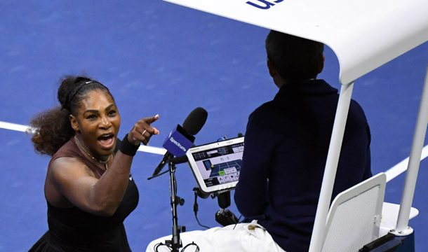 US Open Final Controversy: Serena don't Remember How it Went