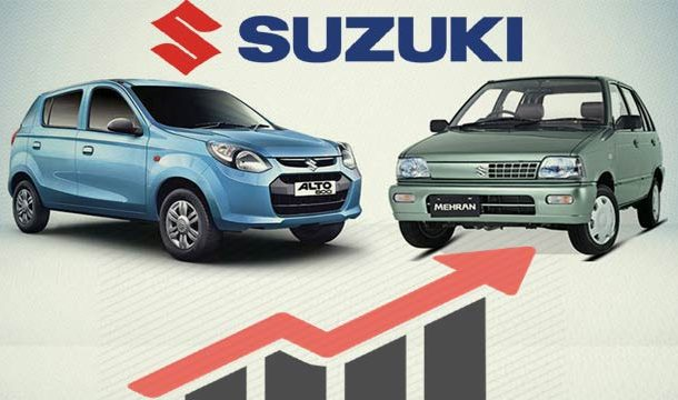 Pak Suzuki Motors Once Again Increased the Prices of Cars