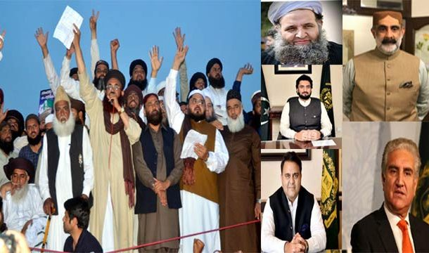 The PTI Government Decided to Negotiate with TLP Leadership to End the Protests