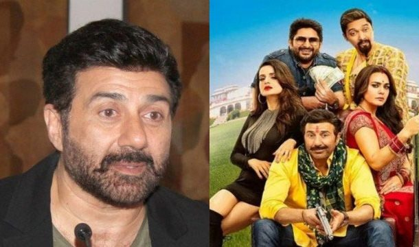 I Cannot be a Teenager in Films: Sunny Deol