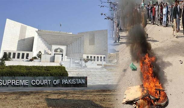 Mobs or Individuals Has No Right to Punish Anybody–Supreme Court