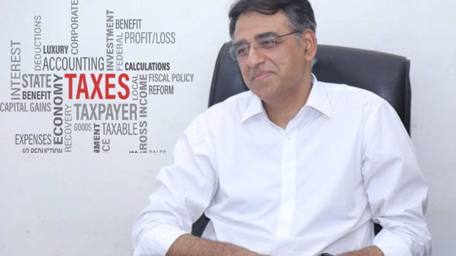 Reforms will Expand the Tax Base Says: Finance Minister Asad Umar