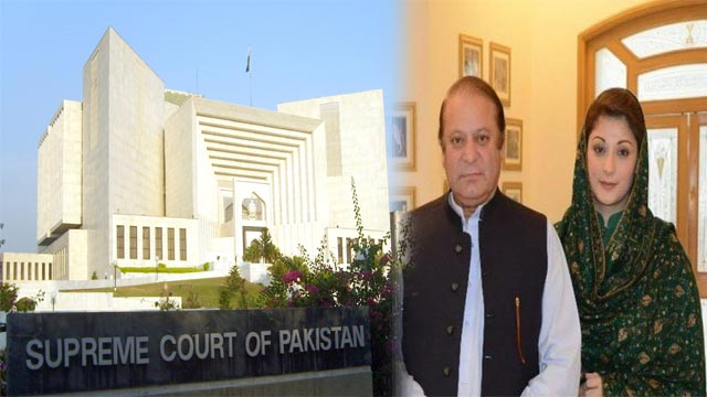 Supreme Court Adjourned the Hearing of NAB Appeal Against Sharif Family Till 12 November