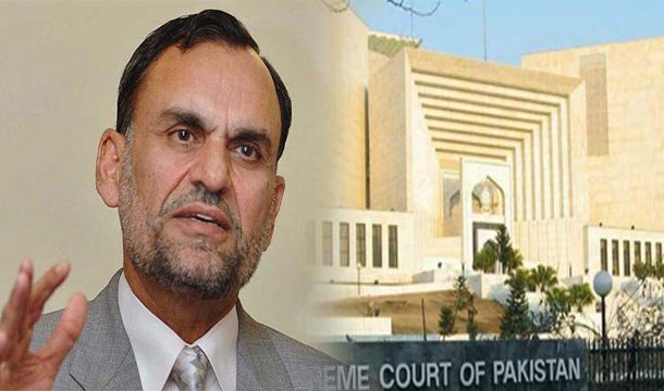 IGP Transfer: SC to Conduct Trial Against Azam Sawati