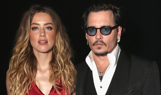 Amber Heard Speaks Up About Separation With Johnny Depp
