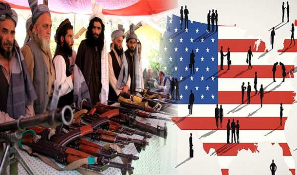 America to Guarantee Security and Jobs to Taliban Fighters