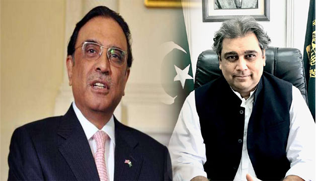 PTI Minister Shares Property Tax Bills of Zardari's NY Apartment
