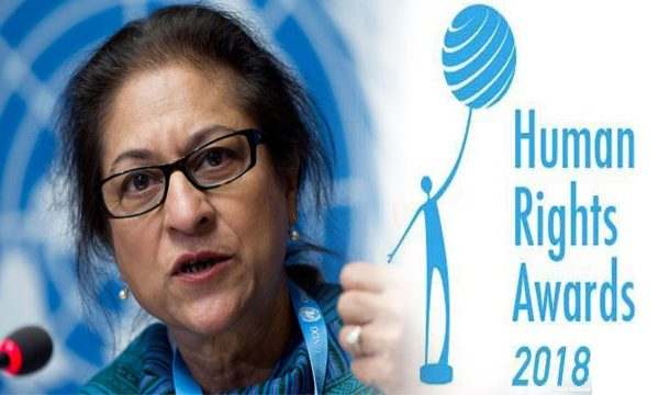 Activist Asma Jahangir Wins UN Human Rights Award