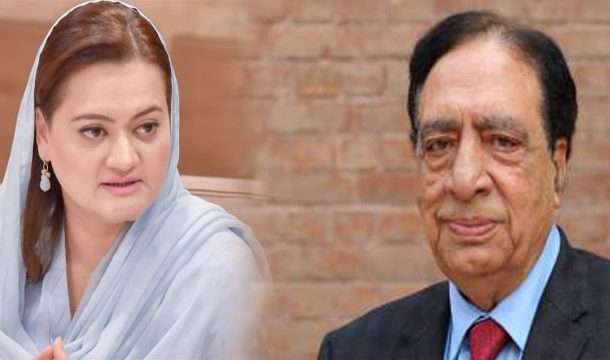 Marriyum Aurangzeb Accused for Framing Corruption Case Against Ex-PTV Chairman