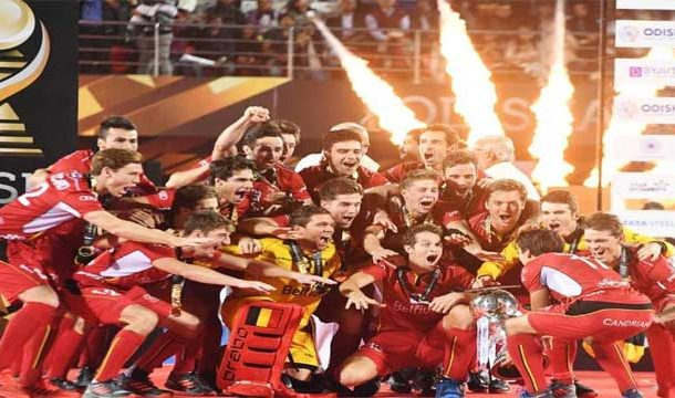 Belgium Won Men's Hockey World Cup for the Very First Time