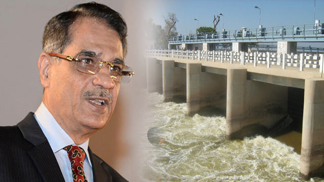 Will not Allow India to Steal Pakistan's Water: CJP