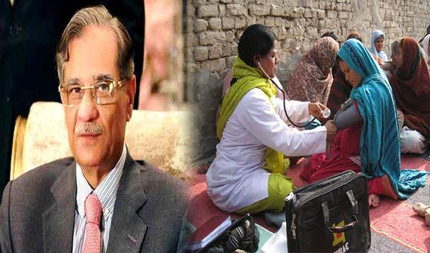 Providing Free Treatment to Poor is the Responsibility of the State; CJP