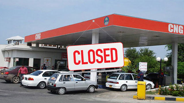 CNG Stations Across Punjab to Remain Closed Till Jan 10