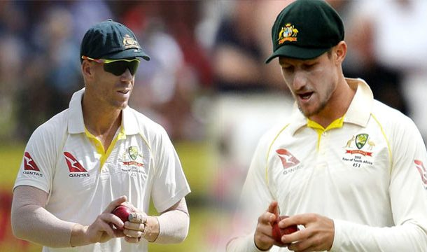 Bancroft alleges David Warner to Put Him Up to Ball Tempering