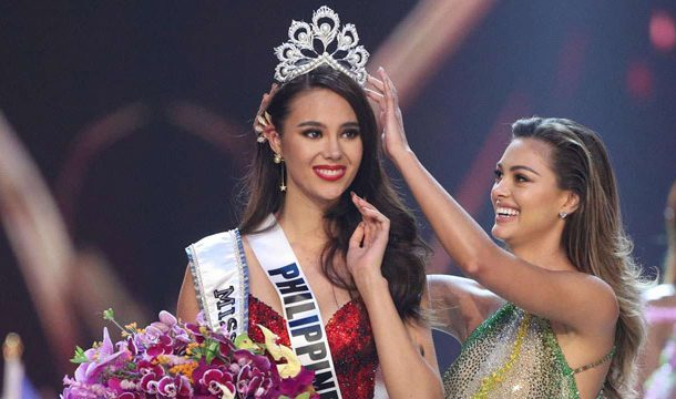 Catriona Gray Wins 2018 Miss Universe Crown