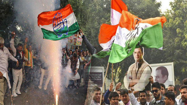 Congress Emerged as Single-Largest Party in Madhya Pradesh