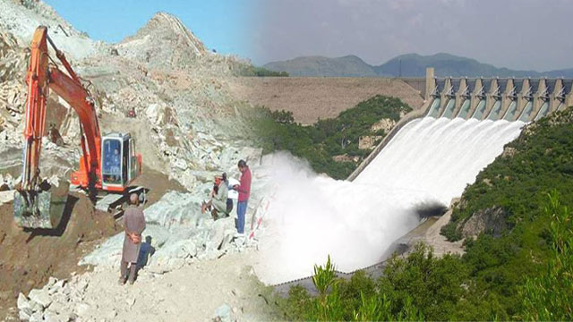 Dams Construction to Start From Next Month