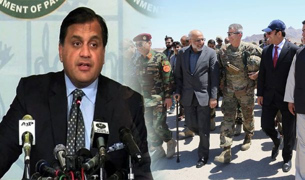 Pakistan Committed to Peace in Afghanistan